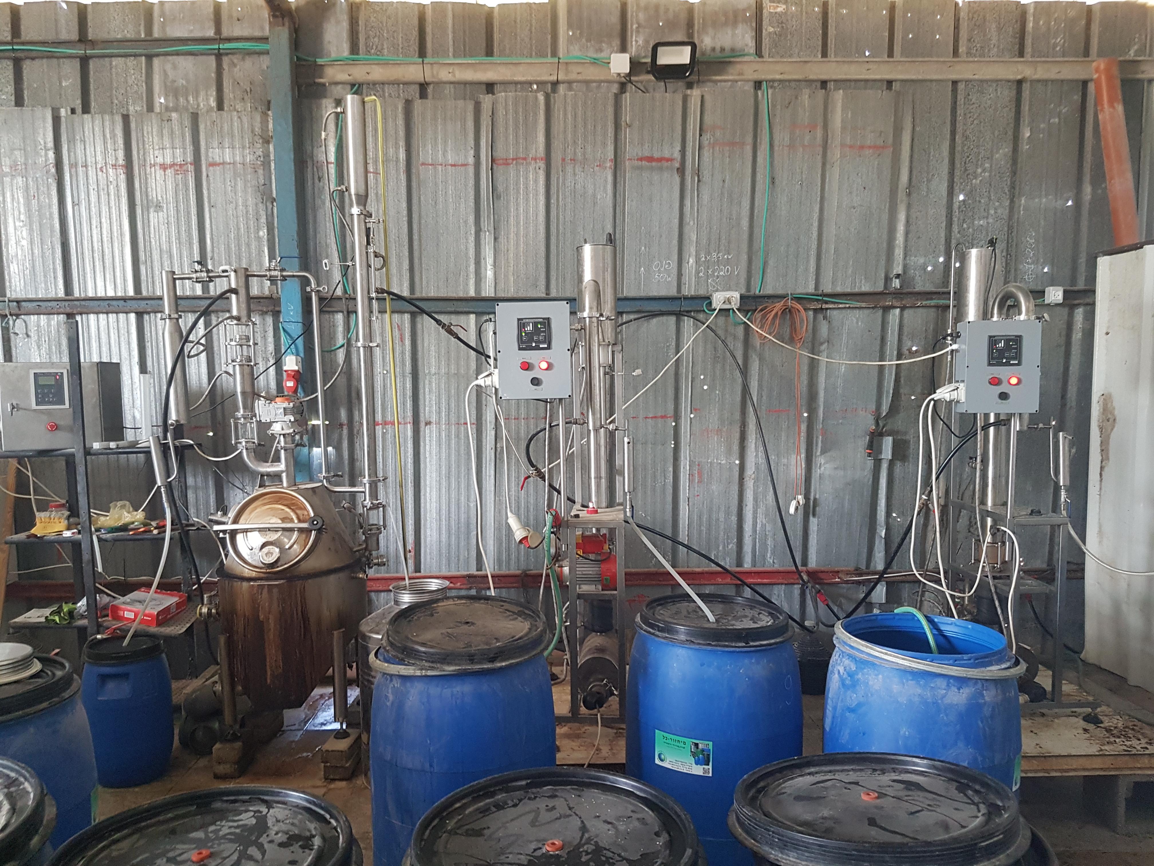 Ревизия на предприятии по производству алкогольных напитков