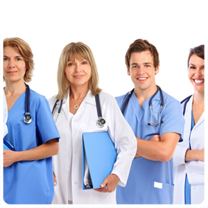 מקצועות הרפואה והבריאות